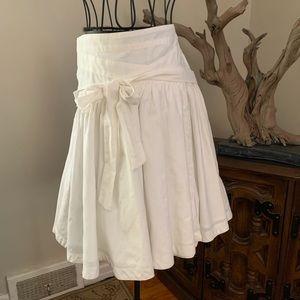 Marc Jacobs cotton tie skirt